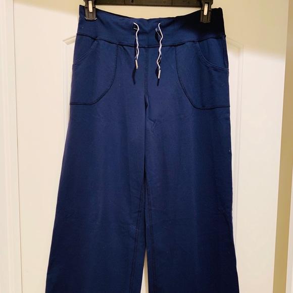 04ac3c04dc lululemon athletica Pants   Lululemon Still Pant Navy Blue   Poshmark